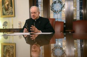 Bishop Lawrence Brandt Bishop Lawrence Brandt, who has led the Roman ...