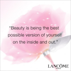 ... Possible Version Yourself The Inside And Out Beauty Quote pictures