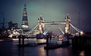 Tower Bridge London Night