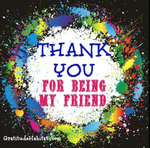 Express gratitude to your loved ones**
