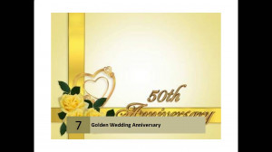 Wedding Anniversary Beautiful Golden Wedding Anniversary Quotes ...