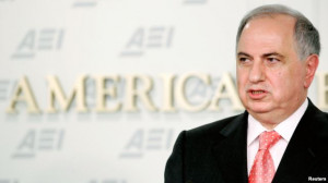 Ahmed Chalabi – charmer, convicted embezzler, inveterate political ...
