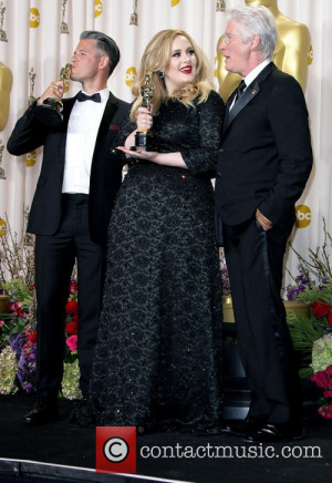 paul epworth adele adkins richard gere 85th annual oscars 3522311