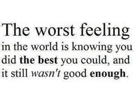 Words Its just life Quotes Not good enough sad days Depression and ...