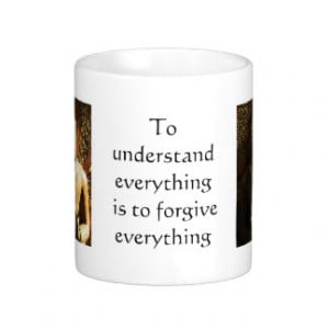 Buddha Quote about FORGIVENESS and FORGIVING Coffee Mugs