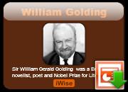 William Golding Powerpoint