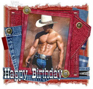 Happy Birthday Cowboy Happy birthday cowboy