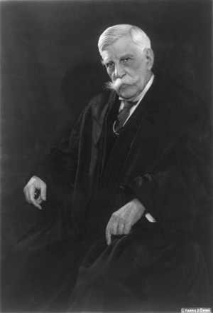 Oliver Wendell Holmes Jr., Associate Justice of the