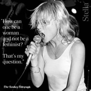 """... """": Debbie Harry quote from a 2011 interview with The Guardian"""