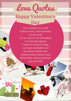 Valentine's Day Quotes, Love Quotes, Funny Quotes We Love Them All!