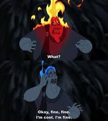 Hercules movie quote - Hades