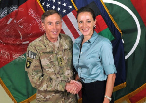 With Paula Broadwell, Gen. David Petraeus let his guard down. Credit ...