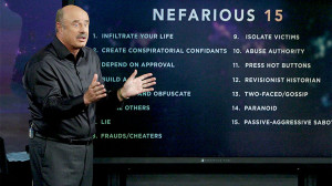 Dr. Phil's Relationship Rules to Live By