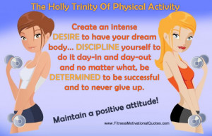 Physical Activity Quotes