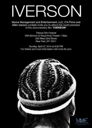 Allen Iverson documentary to debut in 2014 (Video)