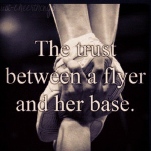 ... Quotes for Bases http://www.pic2fly.com/Cheerleading+Quotes+for+Bases