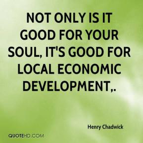 Henry Chadwick Quotes