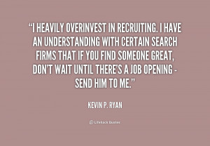 Recruiting Quotes