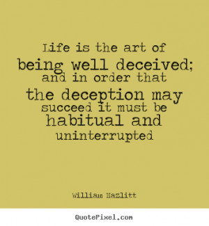 deception quotes and sayings