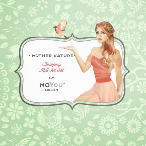 MoYou London Mother Nature Stamping plates