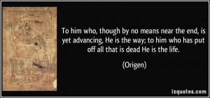 Dead-End Quotes