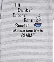 Coffee - Another Gilmore Girls Quote. I know I can't go without coffee ...
