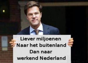 Mark Rutte zegt