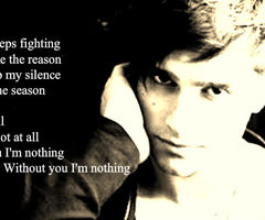 Eric Saade, Without you I'm nothing