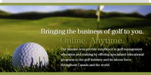 Golf Management – University of Birmingham / Florida Gulf Coast ...