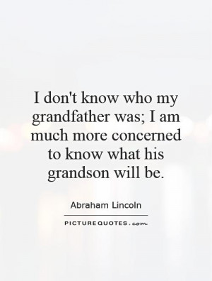 First Grandson Quotes...