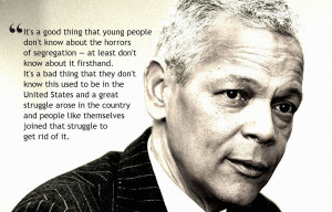 Julian Bond: 'Talk to a woman,' other memorable quotes | www.ajc.com