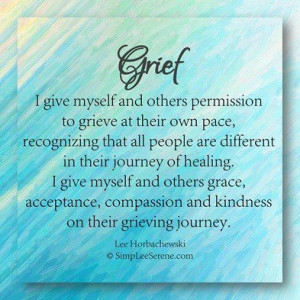 More grief pictures and quotes from Pinterest