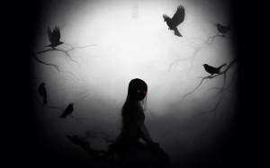 Viktoria Voronko Mezamero anime fantasy dark demon zombie undead ...