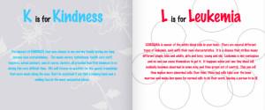 Ali's Alphabet Adventure… L Is For Leukemia