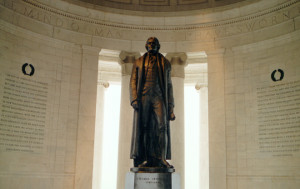 Thomas Jefferson Memorial Quotes