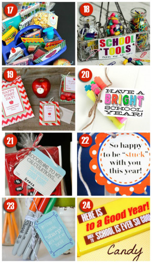 17. Back to School Teacher Kit – Just pack a container fill of ...
