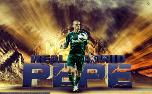 Real Madrid Pepe Sport Wallpapers Wholles