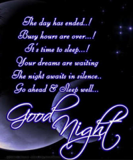 good night quotes and sayings 1 hi moon dim your light hello wind ...