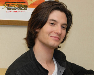 Re: BEN BARNES (The Chronicles of Narnia: Prince Caspian)