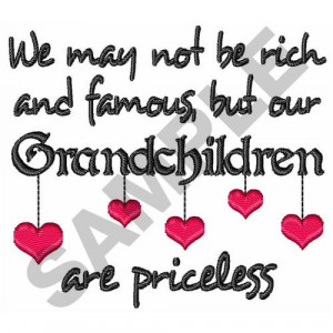 Grandchildren Sayings Grandchildren are priceless