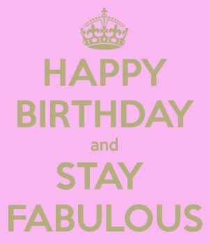 happy birthday fabulous shauny a happy birthday