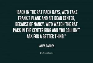Rat Pack Quotes