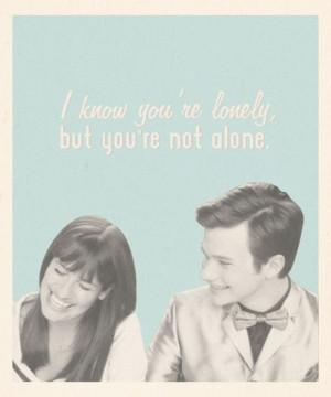 Glee Quotations