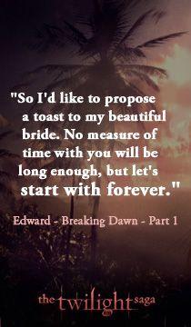 Breaking Dawn Part 1 -