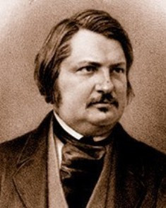 Honoré de Balzac - French novelist and playwright. His magnum opus ...