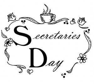 Secretary's Day | Stacey Reid