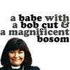 ICONS: tv - vicar of dibley (quotes in two styles)