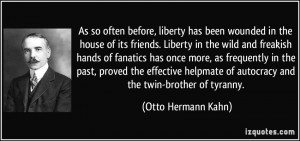 More Otto Hermann Kahn Quotes