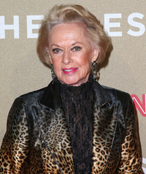 Tippi Hedren Actress...