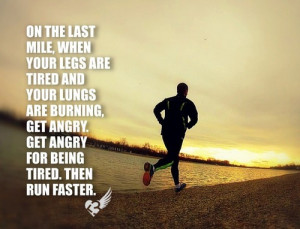 Monday Inspiration: On the last mile…